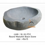 Stone wastafel - 6c stn 014