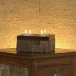 Candle 5c-stn-017