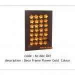 Flower deco - 6c dec 041