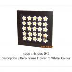 Flower deco - 6c dec 042