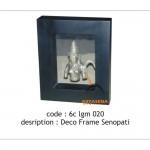 Senopati wall deco - 6c lgm 020