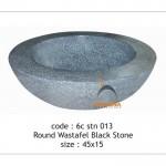 Stone wastafel - 6c stn 013