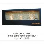 Deco relief - 6c stn 034