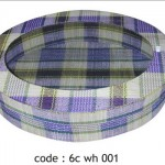 oval box grass - 6c wh 001