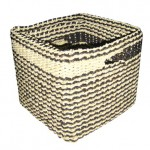 seagrass basket - 6c wh 019