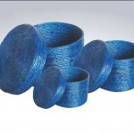 Paper round basket - 70373