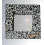 Stone mirror - 70427