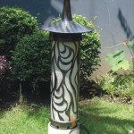 Copper Lamp SL004