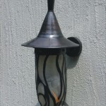 Copper Lamp WL002